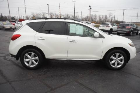 2009 Nissan Murano for sale at Bryan Auto Depot in Bryan OH