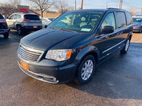 2014 Chrysler Town and Country for sale at TKP Auto Sales in Eastlake OH