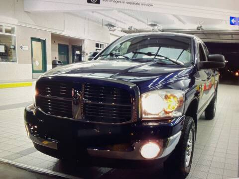 2008 Dodge Ram Pickup 2500 for sale at Action Automotive Service LLC in Hudson NY