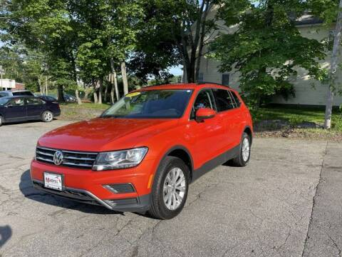 2019 Volkswagen Tiguan for sale at Matrix Autoworks in Nashua NH