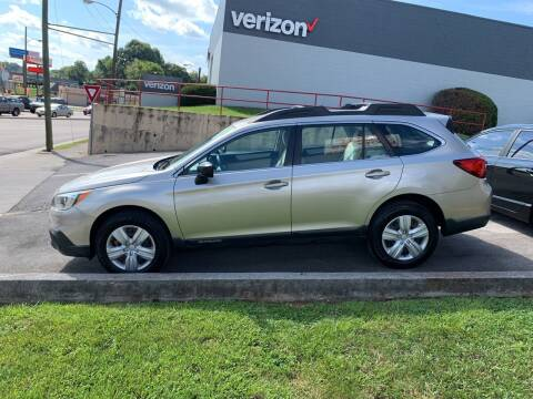 2016 Subaru Outback for sale at State Line Motors in Bristol VA