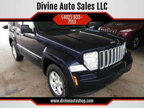 2012 Jeep Liberty for sale at Divine Auto Sales LLC in Omaha NE