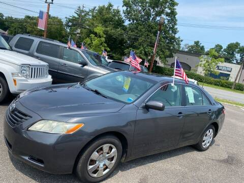 2007 Toyota Camry for sale at Primary Motors Inc in Commack NY