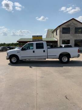 1999 Ford F-250 Super Duty for sale at Driver's Choice in Sherman TX