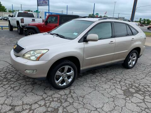 2006 Lexus RX 330 for sale at Superior Used Cars LLC in Claremore OK