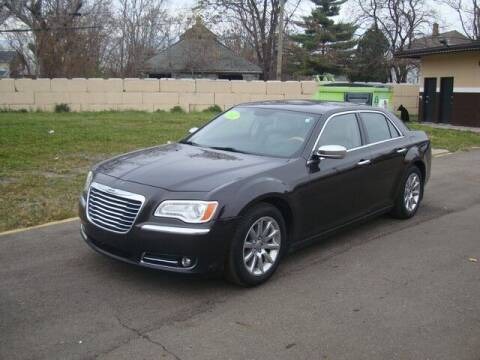 2012 Chrysler 300 for sale at MOTORAMA INC in Detroit MI