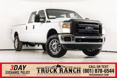 2012 Ford F-250 Super Duty for sale at Truck Ranch in American Fork UT