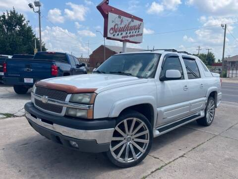 2005 Chevrolet Avalanche for sale at Southwest Car Sales in Oklahoma City OK