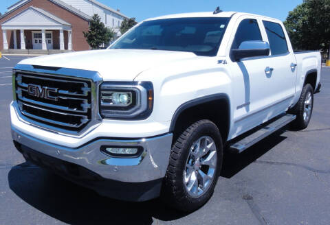2018 GMC Sierra 1500 for sale at JACKSON LEASE SALES & RENTALS in Jackson MS