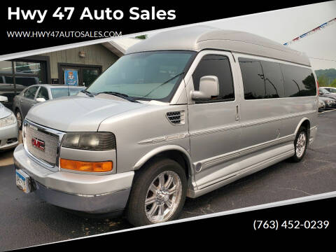 2010 GMC Savana Cargo for sale at Hwy 47 Auto Sales in Saint Francis MN