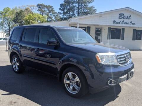 2013 Honda Pilot for sale at Best Used Cars Inc in Mount Olive NC