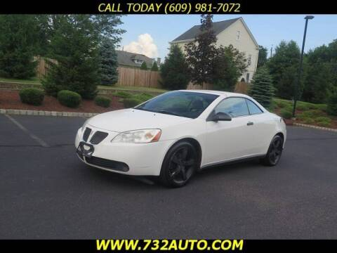 2007 Pontiac G6 for sale at Absolute Auto Solutions in Hamilton NJ