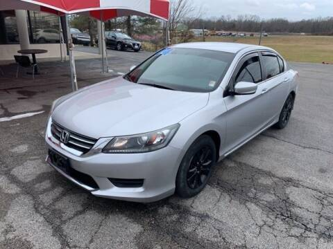 2014 Honda Accord for sale at Tim Short Auto Mall in Corbin KY