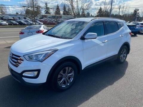 2015 Hyundai Santa Fe Sport for sale at TacomaAutoLoans.com in Lakewood WA
