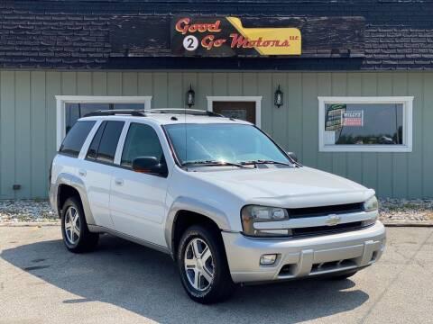 2005 Chevrolet TrailBlazer for sale at Good 2 Go Motors LLC in Adrian MI