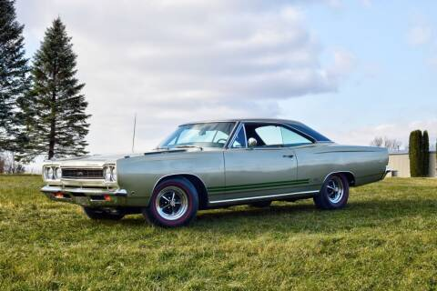 1968 Plymouth GTX for sale at Hooked On Classics in Watertown MN