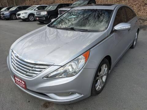 2011 Hyundai Sonata for sale at AUTO CONNECTION LLC in Springfield VT