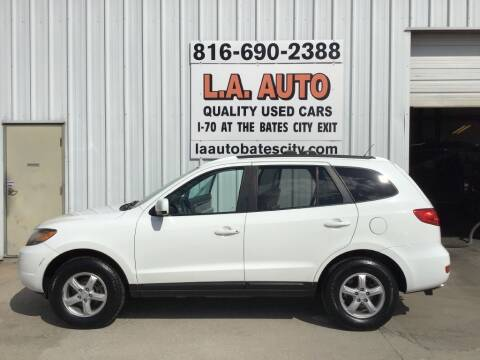 2007 Hyundai Santa Fe for sale at LA AUTO in Bates City MO