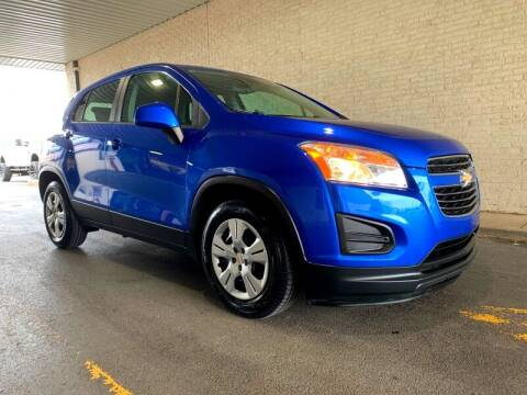2016 Chevrolet Trax for sale at DRIVEPROS® in Charles Town WV