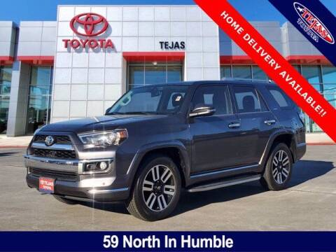 2015 Toyota 4Runner for sale at TEJAS TOYOTA in Humble TX