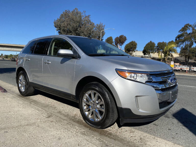 2013 Ford Edge for sale at Beyer Enterprise in San Ysidro CA