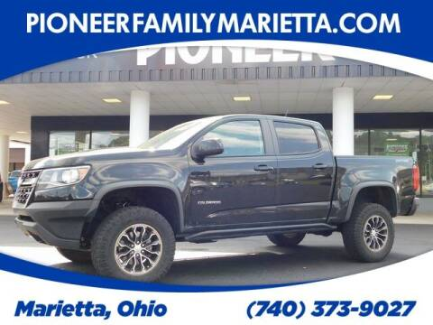 2018 Chevrolet Colorado for sale at Pioneer Family preowned autos in Williamstown WV