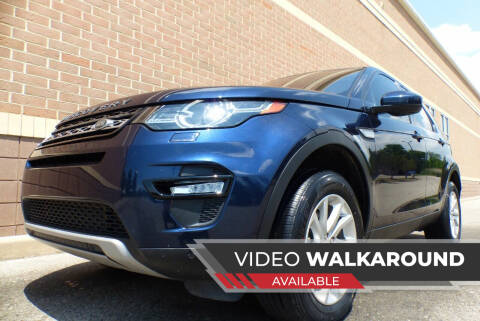 2016 Land Rover Discovery Sport for sale at Macomb Automotive Group in New Haven MI