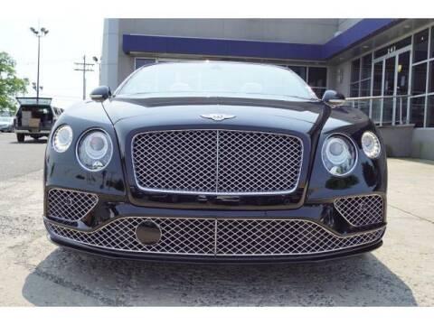 2016 Bentley Continental