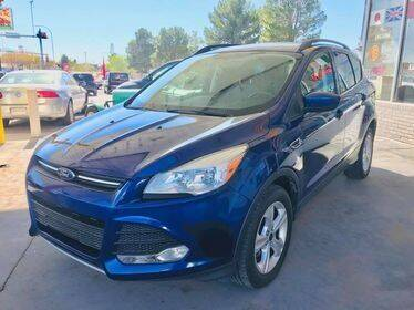 2016 Ford Escape for sale at Fiesta Motors Inc in Las Cruces NM