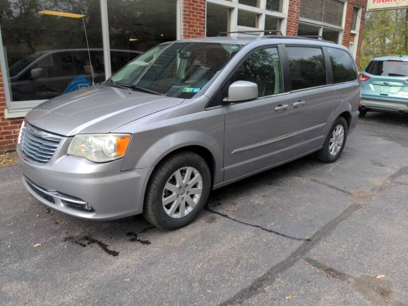 2015 Chrysler Town and Country for sale at Garys Motor Mart Inc. in Jersey Shore PA