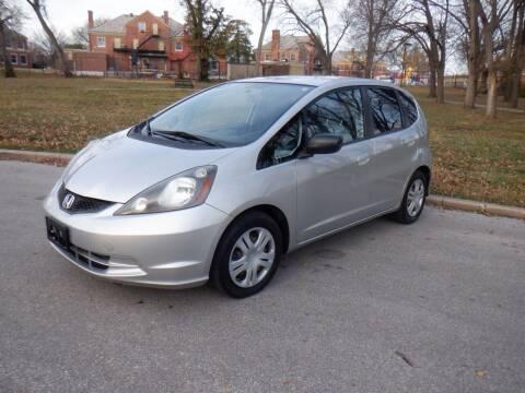 2011 Honda Fit for sale at RENNSPORT Kansas City in Kansas City MO