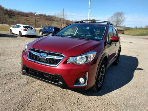 2016 Subaru Crosstrek for sale at G & H Automotive in Mount Pleasant PA