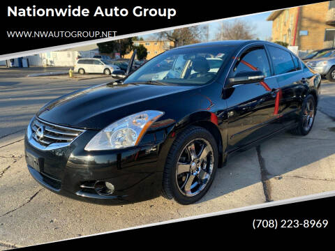 2012 Nissan Altima for sale at Nationwide Auto Group in Melrose Park IL