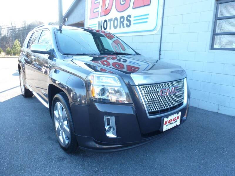 2015 GMC Terrain for sale at Edge Motors in Mooresville NC