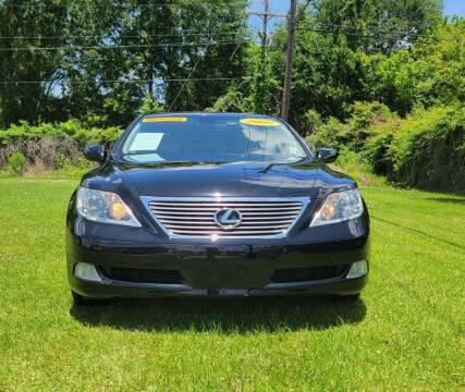 2009 Lexus LS 460 for sale at CAPITOL AUTO SALES LLC in Baton Rouge LA