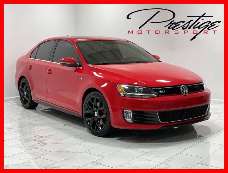 2014 Volkswagen Jetta for sale at Prestige Motorsport in Rancho Cordova CA