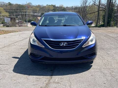 2011 Hyundai Sonata for sale at Car ConneXion Inc in Knoxville TN