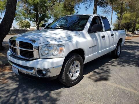 2007 Dodge Ram Pickup 1500 for sale at Matador Motors in Sacramento CA