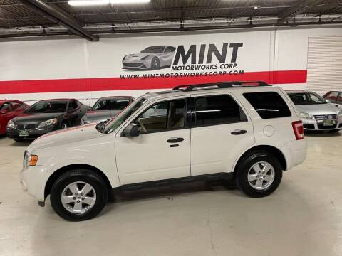 2010 Ford Escape for sale at MINT MOTORWORKS in Addison IL