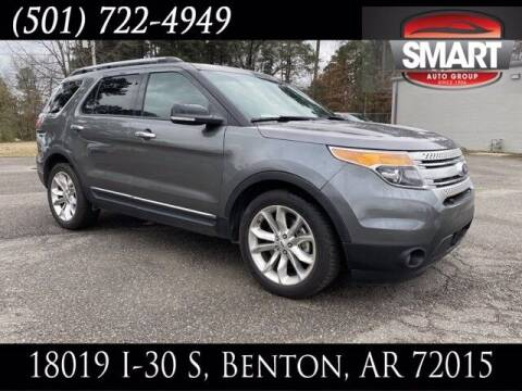 2014 Ford Explorer for sale at Smart Auto Sales of Benton in Benton AR