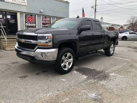 2016 Chevrolet Silverado 1500 for sale at Bagwell Motors in Lowell AR
