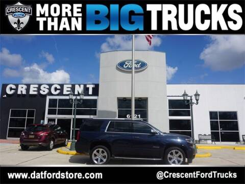2017 Chevrolet Tahoe for sale at Crescent Ford in Harahan LA