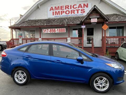 2019 Ford Fiesta for sale at American Imports INC in Indianapolis IN