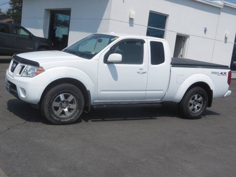 2012 Nissan Frontier for sale at Price Auto Sales 2 in Concord NH