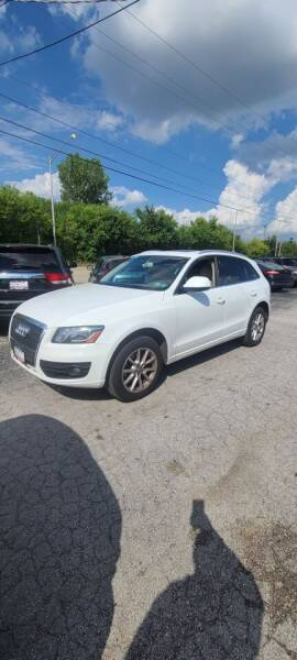 2012 Audi Q5 for sale at Chicago Auto Exchange in South Chicago Heights IL