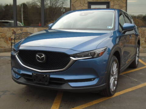 2019 Mazda CX-5 for sale at Rogos Auto Sales in Brockway PA
