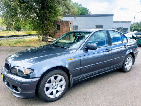 2003 BMW 3 Series for sale at J & M PRECISION AUTOMOTIVE, INC in Fort Collins CO