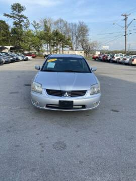 2007 Mitsubishi Galant for sale at Elite Motors in Knoxville TN