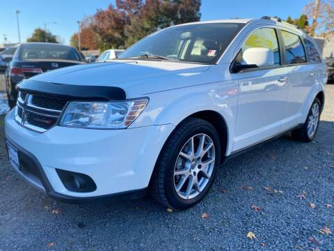 2012 Dodge Journey for sale at Universal Auto INC in Salem OR
