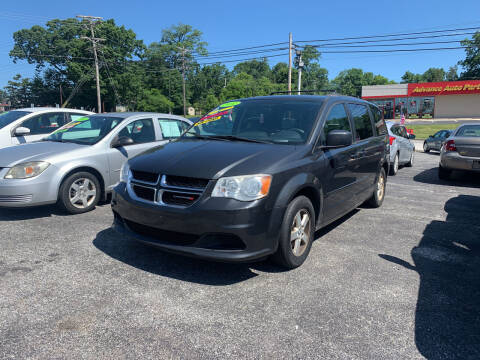 2012 Dodge Grand Caravan for sale at Credit Connection Auto Sales Dover in Dover PA